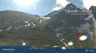 Archived image Webcam View of Skalnate Pleso (Tatranská Lomnica) 12:00