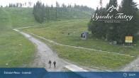 Archiv Foto Webcam Strbské Pleso - Interski 20:00
