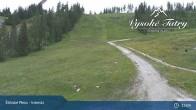 Archiv Foto Webcam Strbské Pleso - Interski 08:00