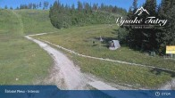 Archived image Webcam Strbské Pleso Interski 02:00
