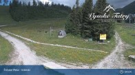 Archived image Webcam Strbské Pleso Interski 04:00