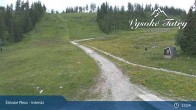 Archived image Webcam Strbské Pleso Interski 08:00