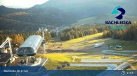 Archived image Webcam Ski Resort Bachledova 18:00