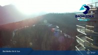 Archived image Webcam Ski Resort Bachledova 14:00