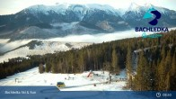 Archived image Webcam Ski Resort Bachledova 04:00