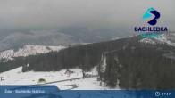 Archiv Foto Webcam Skigebiet Bachledova 18:00
