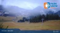 Archived image Webcam Donovaly - Nová hol'a 01:00