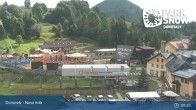 Archiv Foto Webcam Donovaly - Sessellift Záhradiste (1031m) 03:00