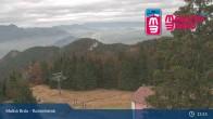 Archiv Foto Webcam Malinô Brdo 08:00