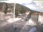 Archiv Foto Webcam Dorfzentrum Rocca di Cambio 02:00