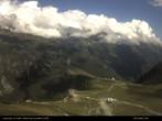 Archived image Webcam Ski Resort Gressoney 10:00