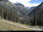 Archived image Webcam Ski resort Gressoney-Saint-Jean 04:00