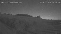 Archiv Foto Webcam Skilift Donnstetten 20:00