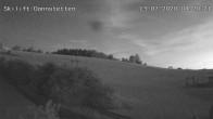 Archiv Foto Webcam Skilift Donnstetten 22:00