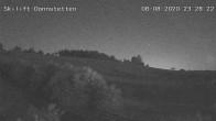 Archiv Foto Webcam Skilift Donnstetten 18:00