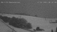 Archiv Foto Webcam Skilift Donnstetten 00:00