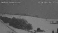 Archiv Foto Webcam Skilift Donnstetten 02:00