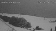 Archiv Foto Webcam Skilift Donnstetten 04:00