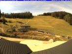 Archiv Foto Webcam Dach vom WSV-Vereinsheim 'Skihaus Schalkental' an der Schwäbischen Alb 04:00