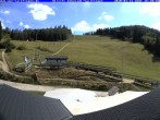 Archiv Foto Webcam Dach vom WSV-Vereinsheim 'Skihaus Schalkental' an der Schwäbischen Alb 10:00
