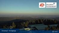 Archiv Foto Webcam Ochsenkopf: Sendeturm des BR 06:00