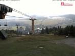 Archiv Foto Webcam Blick vom Fichtelberg 04:00