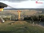 Archiv Foto Webcam Blick vom Fichtelberg 12:00