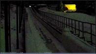 Archiv Foto Webcam Bobbahn Altenberg 18:00