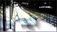 Archiv Foto Webcam Bobbahn Altenberg 22:00