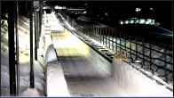 Archiv Foto Webcam Bobbahn Altenberg 12:00