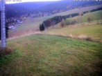 Archiv Foto Webcam Holzhau: Blick auf den Skihang 05:00