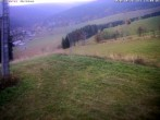 Archiv Foto Webcam Holzhau: Blick auf den Skihang 07:00