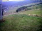 Archiv Foto Webcam Holzhau: Blick auf den Skihang 11:00
