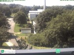 Archived image Webcam Campus Clausthal 08:00