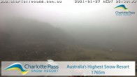 Archived image Webcam Pulpit T - Charlotte Pass 00:00