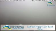 Archived image Webcam Pulpit T - Charlotte Pass 10:00