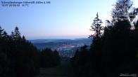 Archiv Foto Webcam Schmallenberg Höhenlift 22:00