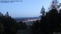 Archived image Webcam Schmallenberg ski lift and slope 00:00