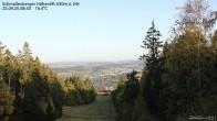 Archived image Webcam Schmallenberg ski lift and slope 02:00