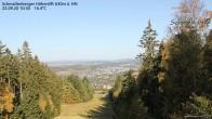 Archived image Webcam Schmallenberg ski lift and slope 04:00