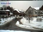 Archiv Foto Webcam Das Dorf Schluchsee 02:00