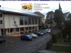 Archiv Foto Webcam Rathaus und Kirche Schönwald 04:00