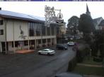 Archiv Foto Webcam Rathaus und Kirche Schönwald 06:00