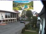 Archiv Foto Webcam Schönwald: Rathaus und Kirche 14:00