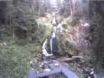 Archiv Foto Webcam Triberg Wasserfall 05:00