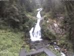 Archiv Foto Webcam Triberg Wasserfall 00:00