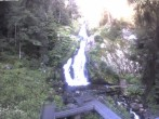 Archived image Webcam Waterfall in Triberg 02:00