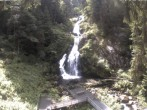 Archived image Webcam Waterfall in Triberg 08:00