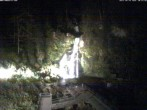 Archiv Foto Webcam Triberg Wasserfall 14:00