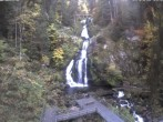 Archived image Webcam Waterfall in Triberg 10:00